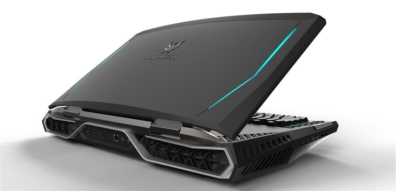 Acer mise sur l'eye-tracking pour ses écrans et son portable Predator 21 X