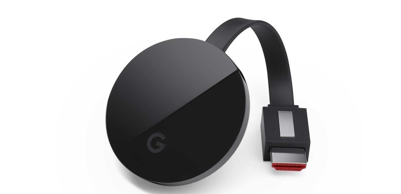 Chromecast Ultra arrive en France : enfin de la 4K Ultra HD, mais pour 79 euros