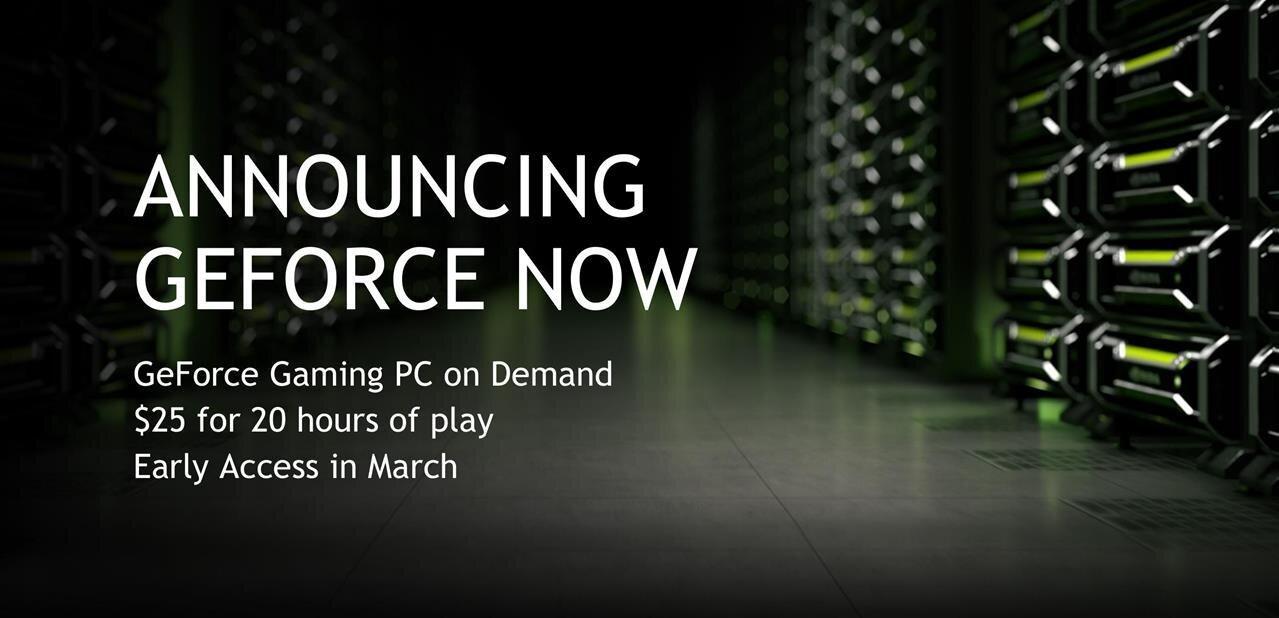 GeForce Now : du projet GRID à l'offre commerciale, une lente évolution
