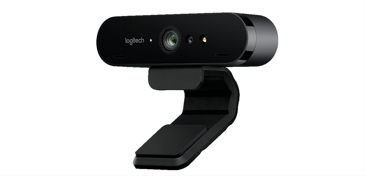 Logitech BRIO : une webcam 4K UHD (HDR) compatible Windows Hello à 239 euros