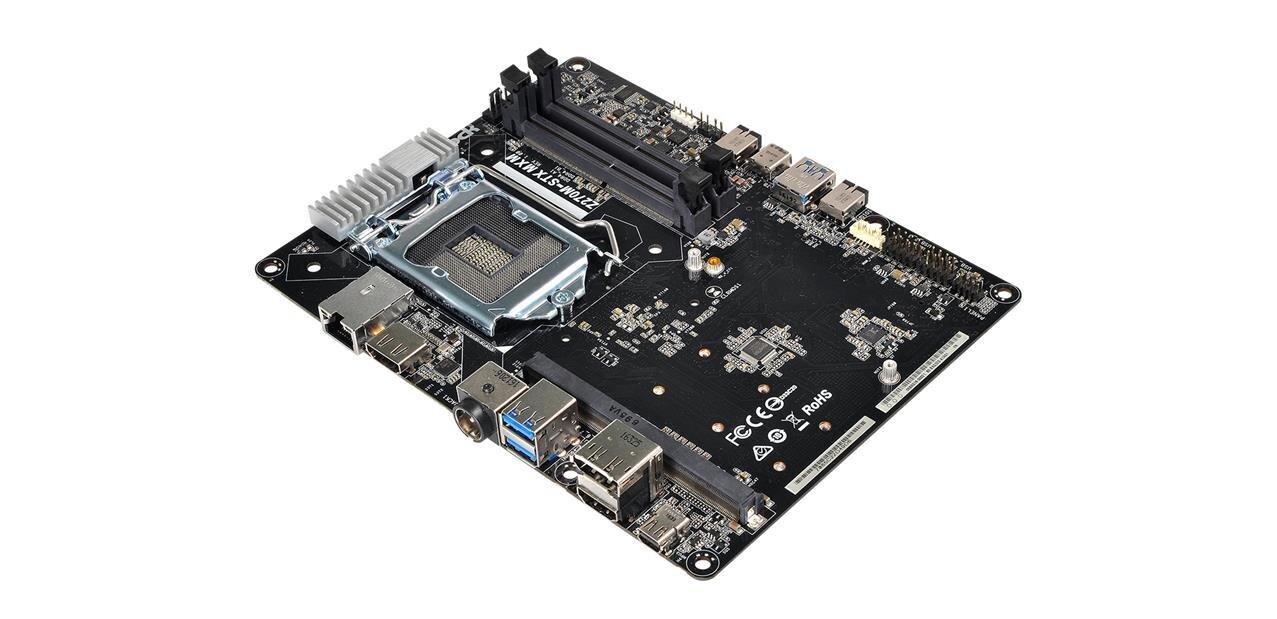 Le Micro-STX avec GPU MXM se généralise chez ASRock, plusieurs boîtiers déjà compatibles
