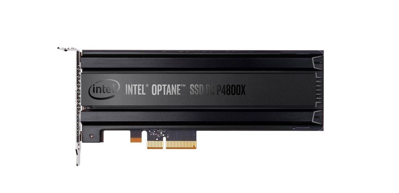 Avec son SSD DC P4800X, Intel veut trouver une place à la technologie Optane dans les serveurs