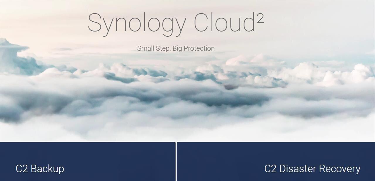 Synology C2 Backup : lancement en septembre, dès 11,99 € par an pour 100 Go