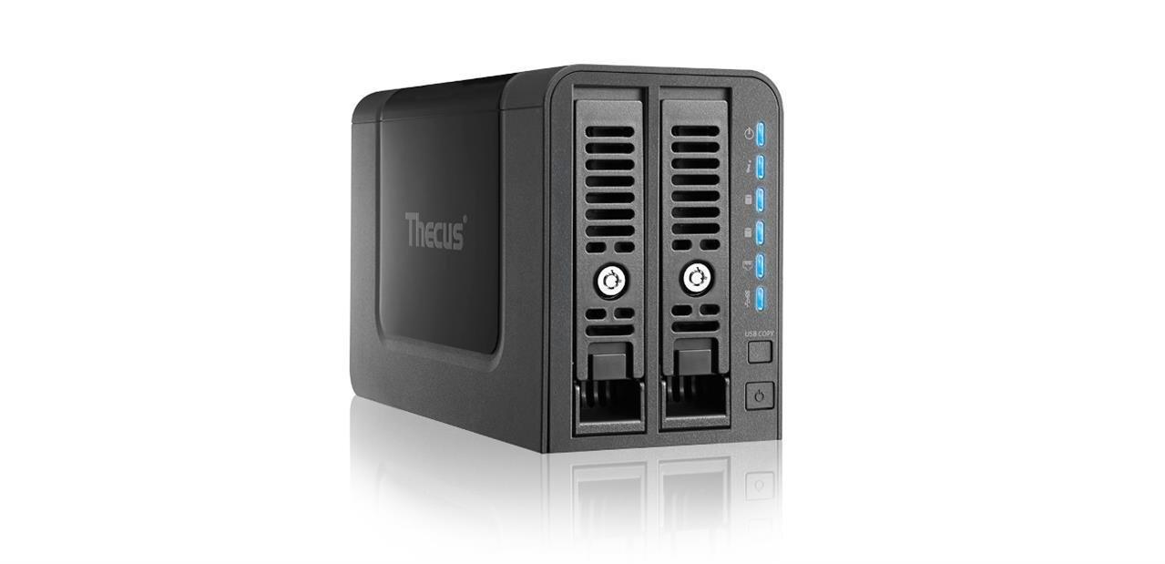 Thecus lance sa nouvelle interface Tornado pour ThecusOS 7